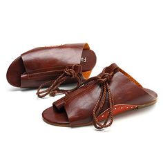 Plus Size Trend Comfortable Vogue Slip On Sandals For Women is comfortable to wear. Shop on NewChic to see other cheap women sandals on sale Mobile. Latest Fashion For Women, Latest Fashion Trends, Womens Fashion, Sneakers Fashion, Fashion Shoes, Sport Sandals, Women Sandals, Shoes Women, Stylish Plus