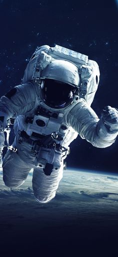 Astronaut Iphone XS,Iphone X HD Wallpapers, Images, Ba… Space -the final frontier 736 X 1593 Celebrities Wallpaper. Space Wallpaper, 4k Wallpaper Iphone, Homescreen Wallpaper, Galaxy Wallpaper, Iphone 10, Astronaut Wallpaper, Astronauts In Space, Space Images, Space And Astronomy