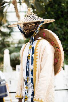 The inaugural London festival was a beautiful celebration of black music, fashion, art... and hella good looks.