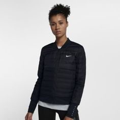 Find the Nike AeroLoft Women's Running Jacket at Nike.com.  Enjoy free shipping and returns with NikePlus.