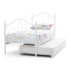 Daisy Metal Guest Bed | Next Day - Select Day Delivery