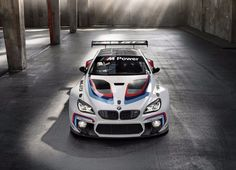 BMW M6 Series Coupe GT3 2016