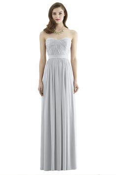 Dessy Bridesmaid Dress - 2943