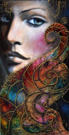 Acqua,..Luce. Amore..Forza Sono tutti rinchiusi in questa conchiglia di colori...Che la notte li avvolge nel suo  mragico ..Travolgendo  a chi è  in grado di respirarli   Sogno che scorr