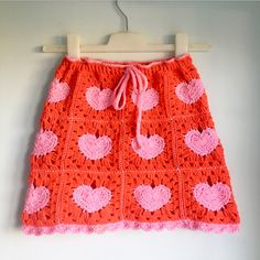 Cute Crochet, Crochet Crafts, Crochet Projects, Knit Crochet, Crotchet, Crochet Bikini, Crochet Skull, Easy Crochet, Sewing Clothes