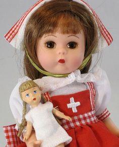 2002 Madam Alexander Wendy Doll Hospital Nurse No. 33575 | eBay
