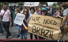 Protestos no mundo em apoio ao Brasil  #VemPraRua #OGiganteAcordou #ForaFeliciano #ForaFelicianus #ForaRenan #ChangeBrazil http://www.espn.com.br/video/336968_imprensa-internacional-destaca-protestos-e-brasileiros-espalhados-pelo-mundo-apoiam-movimento
