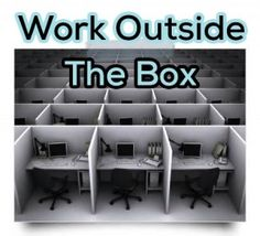 7 Key Attributes for Working Outside of the Box #marketingtips