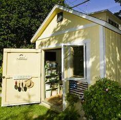 Backyard Houses: 12 Sheds to Call Home