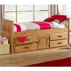 Captain's Beds - http://www.LovelyFurnishings.com