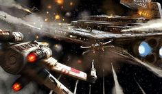 Star Wars - X-Wing Fighters