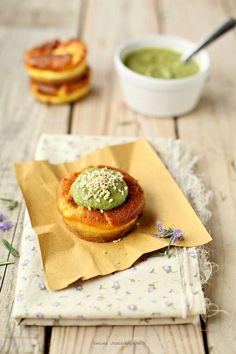 Cucina Scacciapensieri: Mini cheese cake salati al tomino