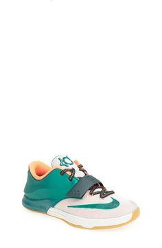 the latest 1488f 79fe5 Nike  KD VII  Basketball Shoe (Toddler  amp  Little Kid) Nike Shoes