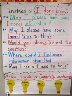 Lots of great anchor charts here! by JulianaaXOXO
