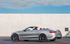 2016 mercedes amg s63 cabriolet