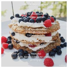 Baby Food Recipes, Dessert Recipes, Desserts, Starting Solids Baby, 20 Min, Yummy Cakes, Stay Fit, Finger Foods, Food Inspiration