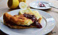 Pasja tworzenia: Cytrynowy omlet z białek