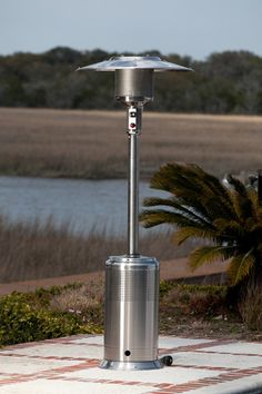 Endless Summer Commercial Outdoor Patio Heater   Stainless Steel Triple  Dome. Make Your Outdoor Rooms Just As Cozy And Warm As Your Indoor Rooms Wu2026