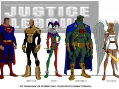 Liga de la Justicia - personajes [imagenes] [+extra] - Taringa!