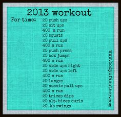 Wow!! This is for sure a calorie burner!