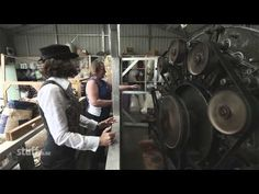 Myra the marvellous milliner on how hats make the woman - YouTube