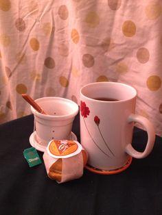 Fancy a cup of tea? ,,