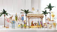 Patience Brewster Nativity Scene