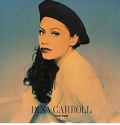 """For Sale - Dina Carroll This Time UK  12"""" vinyl single (12 inch record / Maxi-single) - See this and 250,000 other rare & vintage vinyl records, singles, LPs & CDs at http://eil.com"""
