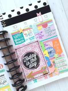 a colorful September week in The Happy Planner™ of mambi Design Team ember Mary-Ann Maldonado   me & my BIG ideas