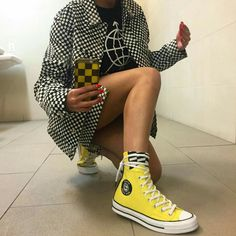 Discover recipes, home ideas, style inspiration and other ideas to try. Grunge Look, Grunge Style, Look Fashion, Korean Fashion, Fashion Outfits, Womens Fashion, Fashion Trends, Vetement Fashion, Look Girl