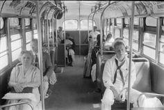 Charleston, SC Time Machine – Photographs From the Past – Charleston Daily Charleston South Carolina, Charleston Sc, My Themes, Bus Stop, Civil Rights, Good People, Sailor, The Past, Street View
