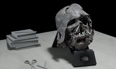 The last example is from Lucasfilms' Star Wars (I would almost say, of course). To serve the needs of super fans of Star Wars, Disney and Lucasfilms launched a line of authentic prop replicas made by UK-based Propshop, the same company that made the props for the Star Wars films. Thanks to 3D scanning and 3D printing the detailing of the replica's is incredibly exacting and precise.