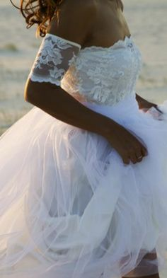 boho wedding dress - Sally - grace loves lace unique bridal