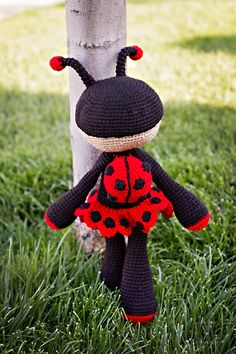 Ravelry: Extension Kit - Lizzy the Ladybug by Lauren Whitney