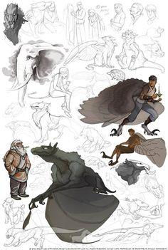 Doodles 4 by GreekCeltic on deviantART