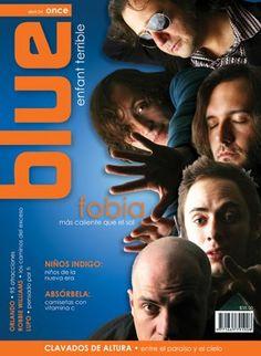 Revista Blue Concept • Fobia