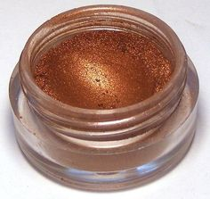 Deep Mocha Mineral Eyeshadow by Maple Creek Soapworks   Ethical Ocean. Yeah I want this