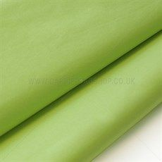 Green Tissue Paper from Carrier Bag Shop