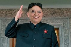 Dilma Coreia do Norte - Se perder, Dilma pode tentar se candidatar a presidente da Coreia do Norte. Parece que Kim Jong-um, o mimadinho tarado, anda com problemas. Se vencer, algumas propostas da companheira põem a gente no rumo da Coreia do Norte. Fica a sugestão para Celso Kamura, que cuida do cabelo da governanta.