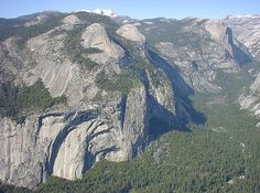 Yosemite - one of my most favorite places on earth.