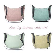 ce44a9820369 Borse Borbonese Luna Bag Medium collezione estate 2015 Prezzi e Foto