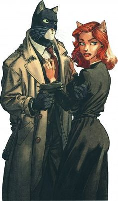 Etiquetas: Blacksad, cómic, disney, Juanjo Guarnido, Tebeos.