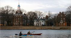 Harvard University; Cambridge, MA.  (photo via nytimes.com)