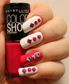 Goodly Nails: Kuvioniittejä kynsillä