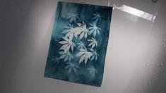 Layered Wet Cyanotype Cyanotype Process, Sun Prints, Art Lessons, Printmaking, Layers, Tapestry, Youtube, Photography, Fotografie