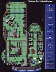 Wayfarer-class medium transport - Wookieepedia, the Star Wars Wiki