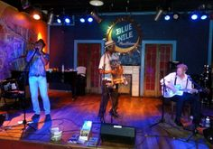 The Blue Nile on Frenchmen St.