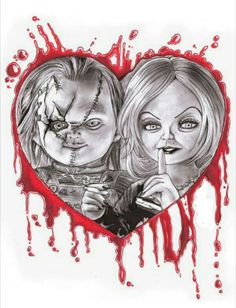 Chucky  and tiff