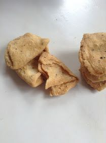 Cumin crisp is a savoury snack, with the flavour of cumin seeds. This can be made even without semolina and stored in airtight contain. Savory Snacks, Soup And Salad, Starters, Crisp, Spicy, Stuffed Mushrooms, Seeds, Appetizers, Vegetables