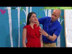 Diseño de camisa corte princesa plisada y falda tipo sirena por Diego Bohórquez - Hecho Con Estilo - YouTube Kebaya Brokat, Sewing Tutorials, Crochet Baby, Youtube, Blazer, Fashion Outfits, Crop Tops, Dresses, Patterns